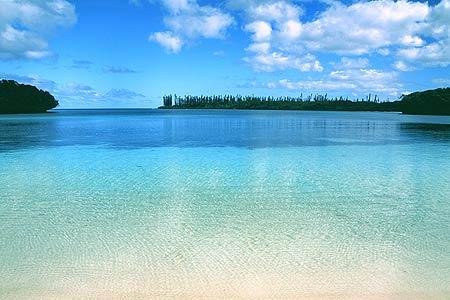 ทะเลสาบนิว คาเลโดเนีย